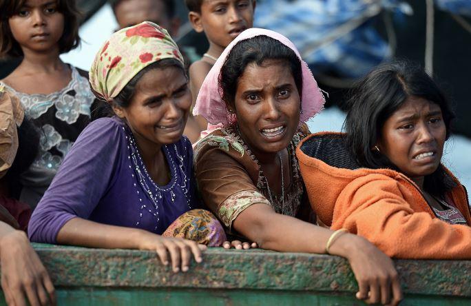 Thảm cảnh khốn cùng của người di cư Rohingya và Bangladesh trên biển - H14