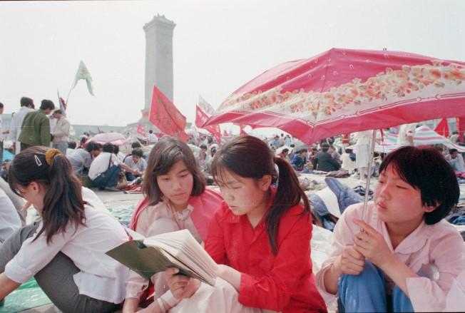 Cuộc thảm sát trên quảng trường Thiên An Môn trong lời tiên tri của Nostradamus.10