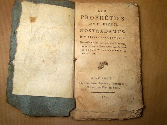 Cuộc thảm sát trên quảng trường Thiên An Môn trong lời tiên tri của Nostradamus. 2