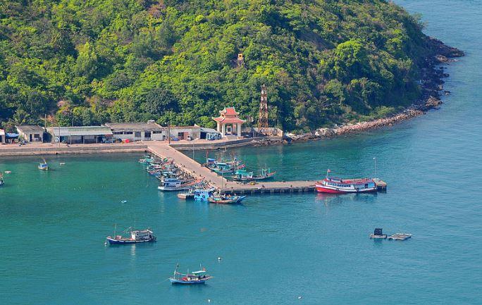 Hoang sơ vẻ đẹp quần đảo Nam Du - H2