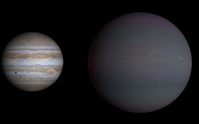 Điểm mặt những hành tinh có thể có sự sống giống Trái đất. 3