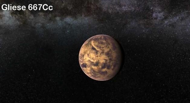 Điểm mặt những hành tinh có thể có sự sống giống Trái đất. 7