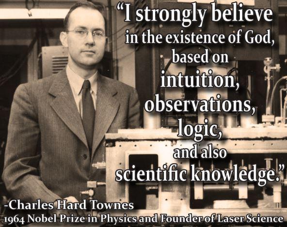 Những câu nói bất hủ của các nhà khoa học về niềm tin - H10