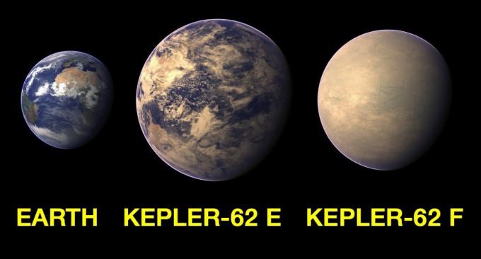 Điểm mặt những hành tinh có thể có sự sống giống Trái đất. 8