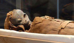 Dự án ISIS: KGB từng tìm thấy xác ướp người ngoài hành tinh 13.000 năm tuổi vào năm 1961