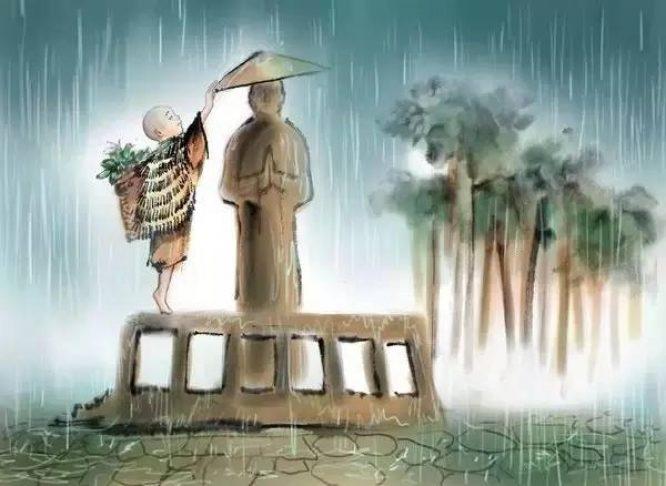 Vì sao người lương thiện hay gặp nỗi buồn và trắc trở? - H1