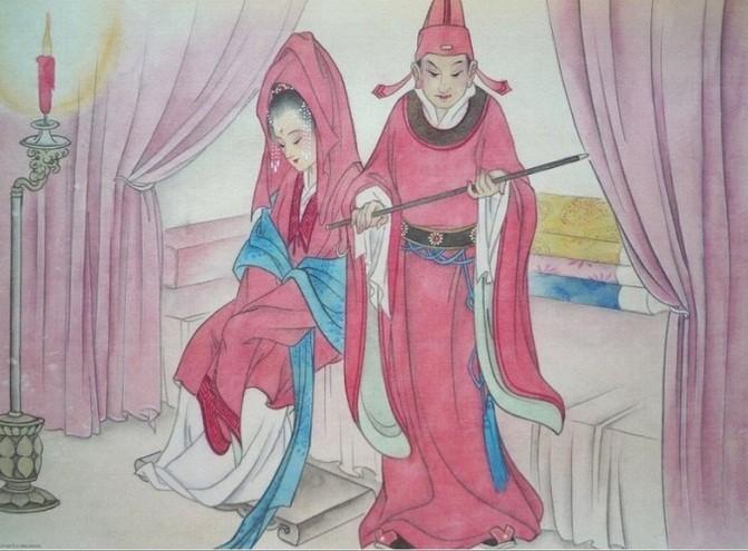 Bảo Liên Đăng truyền kì (P2): Nguyệt Lão se duyên Thánh Mẫu trả nợ trần gian - ảnh 2