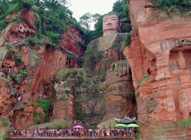 Chiêm ngưỡng những kiệt tác điêu khắc lớn nhất thế giới - H7