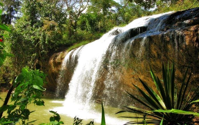 Hùng vĩ 10 thác nước đẹp nhất Việt Nam - H5