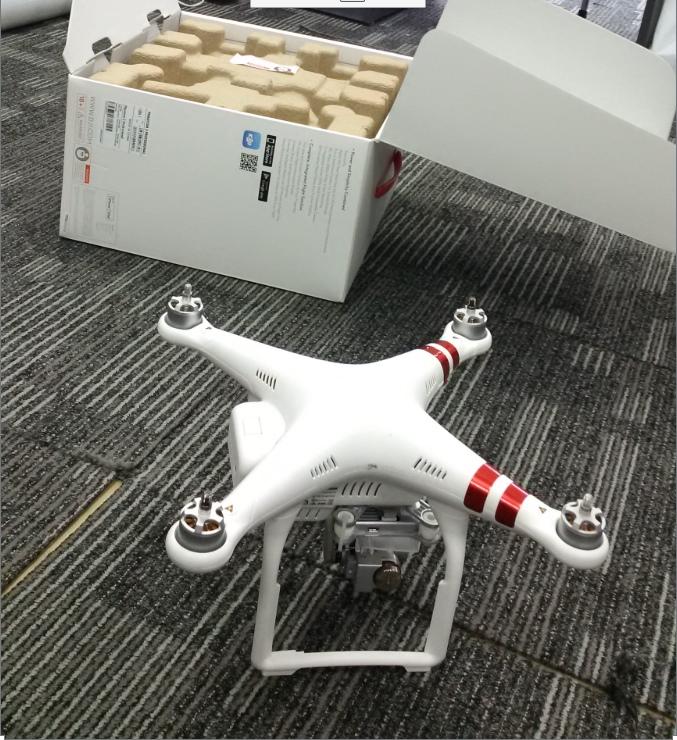 Giới chơi flycam rúng động trước lệnh cấm.2