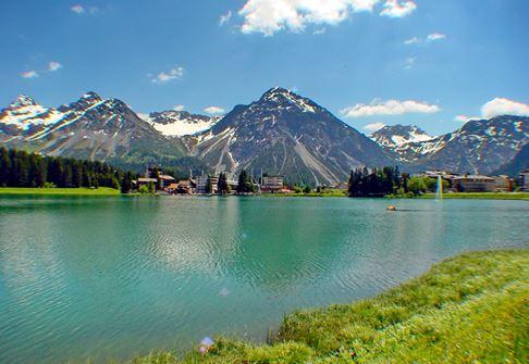 Lucerne- thành phố cổ nhất Thụy Sĩ - H1