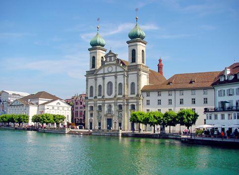 Lucerne- thành phố cổ nhất Thụy Sĩ - H2