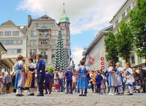 Lucerne- thành phố cổ nhất Thụy Sĩ - H3