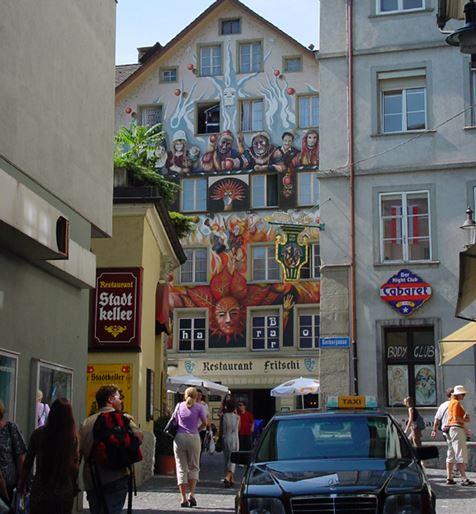 Lucerne- thành phố cổ nhất Thụy Sĩ - H6