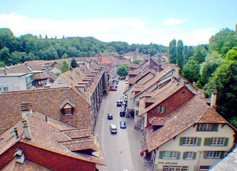 Lucerne- thành phố cổ nhất Thụy Sĩ - H10