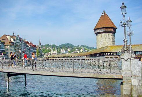 Lucerne- thành phố cổ nhất Thụy Sĩ - H11