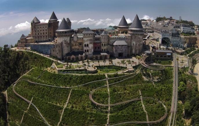 Fantasy Park – Nơi niềm vui lan tỏa