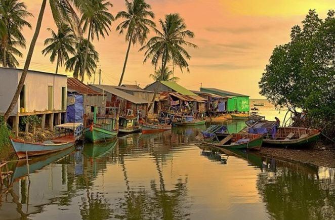 Khám phá làng chài cổ Hàm Ninh - Phú Quốc - H1