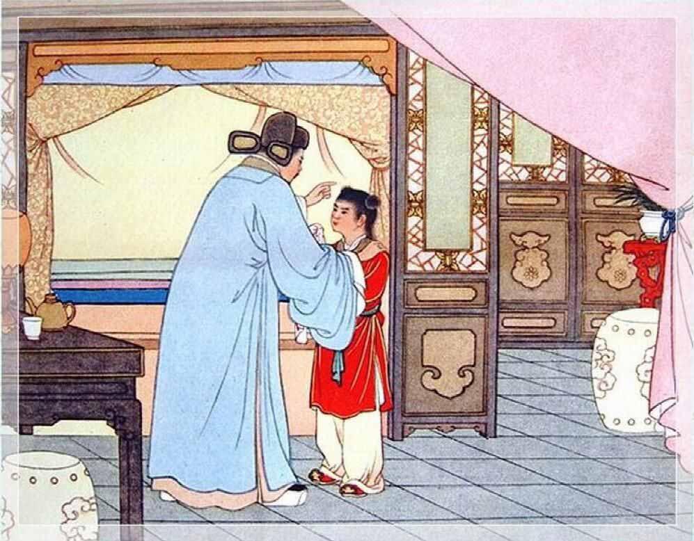 Bảo Liên Đăng truyền kì (P3):Trầm Hương chào đời, mẹchịu đọa hình dưới Hoa sơn - ảnh 5