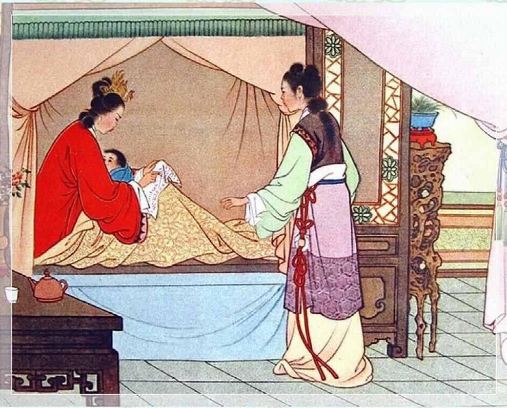 Bảo Liên Đăng truyền kì (P3):Trầm Hương chào đời, mẹchịu đọa hình dưới Hoa sơn - ảnh 3