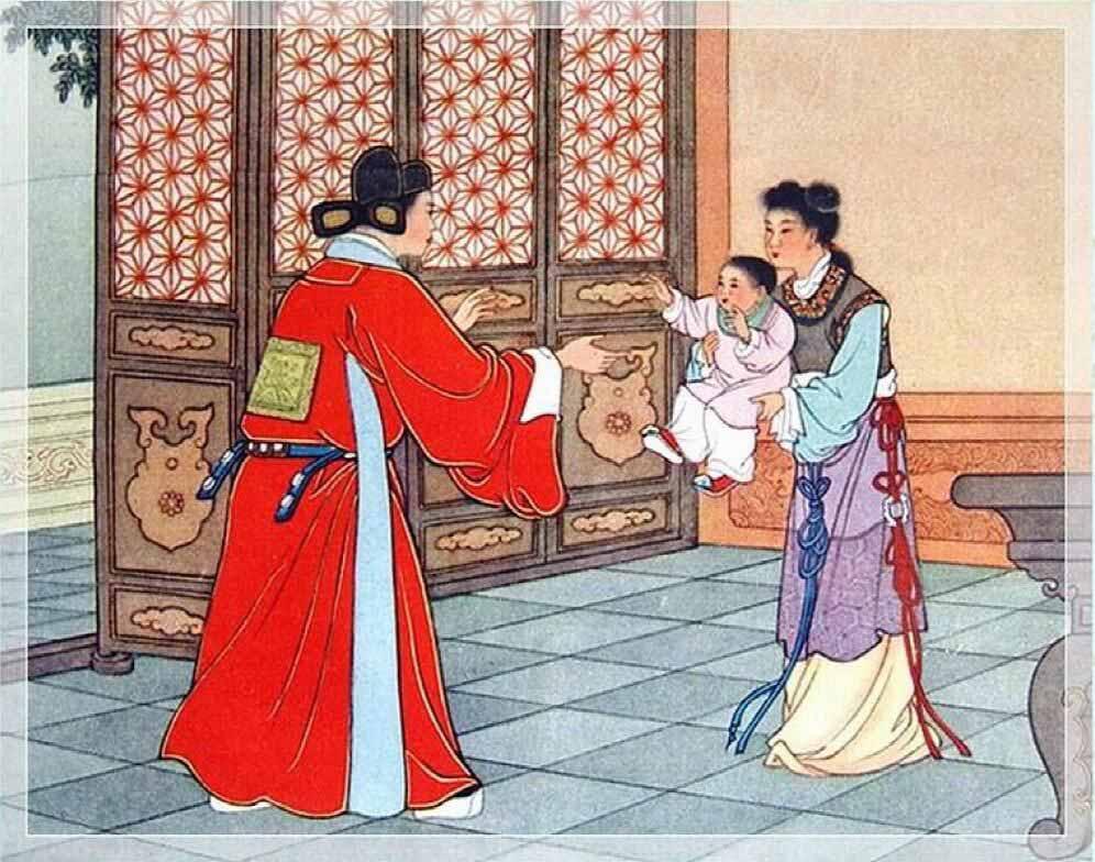 Bảo Liên Đăng truyền kì (P3):Trầm Hương chào đời, mẹchịu đọa hình dưới Hoa sơn - ảnh 4
