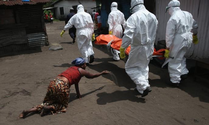 Dịch bệnh do Virus Ebola gây ra có nguy cơ bùng phát trở lại