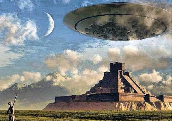 Tu sĩ vân du và những bí ẩn chưa từng tiết lộ về người ngoài hành tinh (P.1) - ảnh 1
