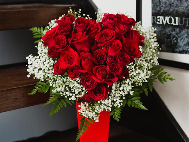 Truyền thuyết ra đời ngày Valentine 14/2 và các ngày lễ tình yêu khác - hoa hồng