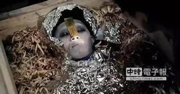 Phát hiện xác chết bị nghi là cương thi sau hàng trăm năm vẫn không phân hủy - ảnh 1