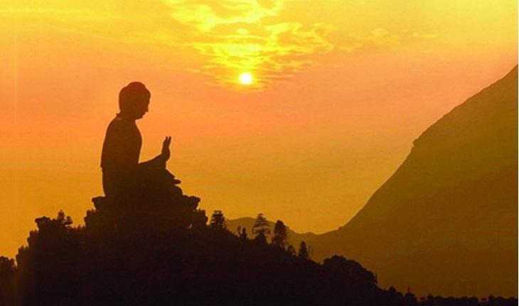 Thiên tượng chính là lời cảnh tỉnh của Thần Phật đối với con người thế gian. (Ảnh: Internet)