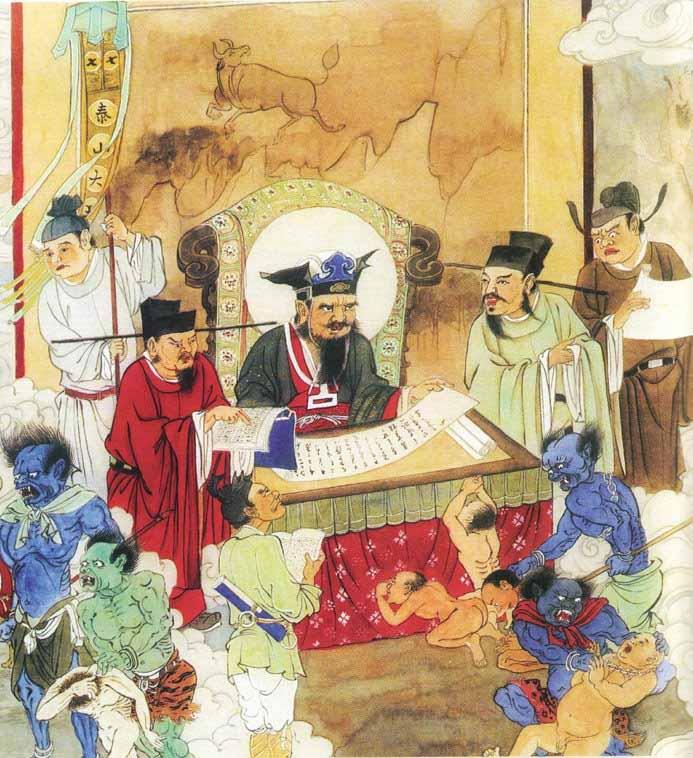 5 vị sứ giả Diêm Vương phái đến nhân gian – Ai cũng đã từng gặp qua