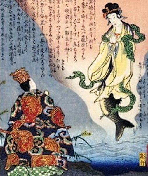 Nàng tiên cá - Truyền thuyết và những câu chuyện có thật trong lịch sử - 2