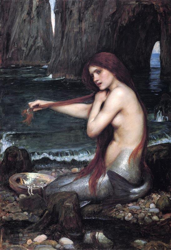 Nàng tiên cá - Truyền thuyết và những câu chuyện có thật trong lịch sử - 5
