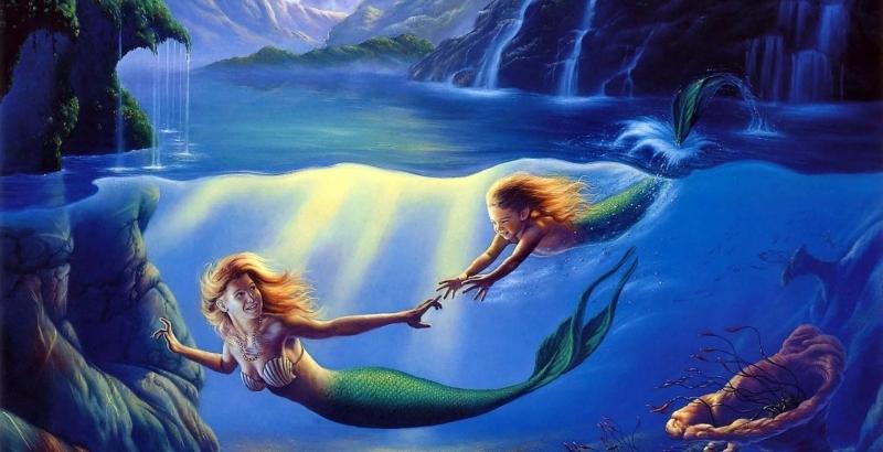 Nàng tiên cá - Truyền thuyết và những câu chuyện có thật trong lịch sử