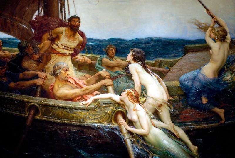 Nàng tiên cá - Truyền thuyết và những câu chuyện có thật trong lịch sử - 3