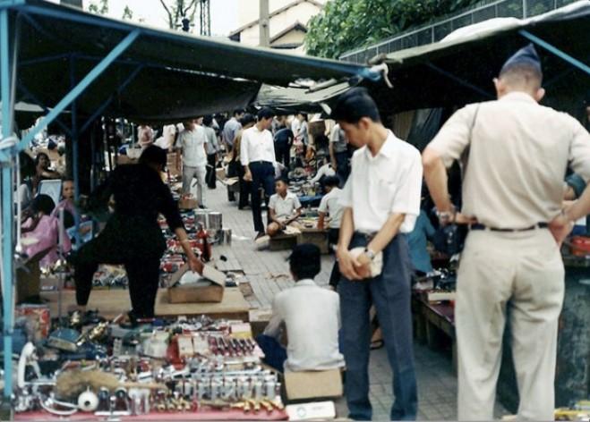 Ngắm Sài Gòn hoa lệ trước năm 1975 qua những thước ảnh màu quý giá - H5