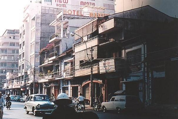 Ngắm Sài Gòn hoa lệ trước năm 1975 qua những thước ảnh màu quý giá - H7