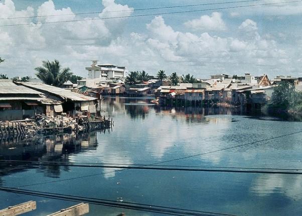 Ngắm Sài Gòn hoa lệ trước năm 1975 qua những thước ảnh màu quý giá - H12