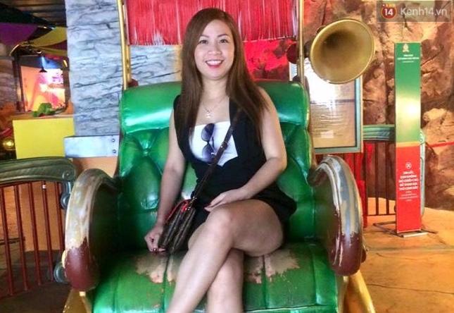 Nữ Việt kiều đi lạc từ Đà Nẵng vào Sài Gòn bị mất trí nhớ.1