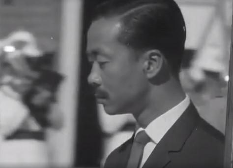 Đoạn clip tướng Kỳ cùng phu nhân thăm Úc năm 1967 được chia sẻ rầm rộ. 1