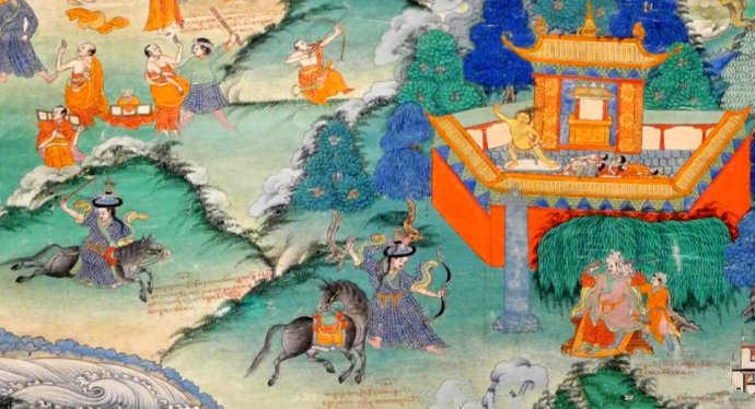 Thôi Bối Đồ tiết lộ về lịch sử nhân loại hôm nay (P.5): Tội ác trong lịch sử Trung Quốc - ảnh 1