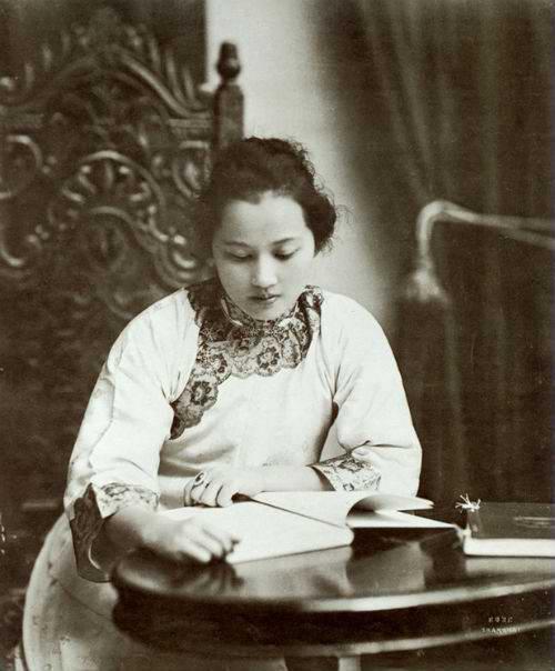 Tống Khánh Linh, một trong 3 chị em nhà họ Tống