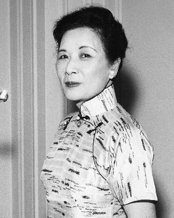 Tống Mỹ Linh, một trong 3 chị em nhà họ Tống