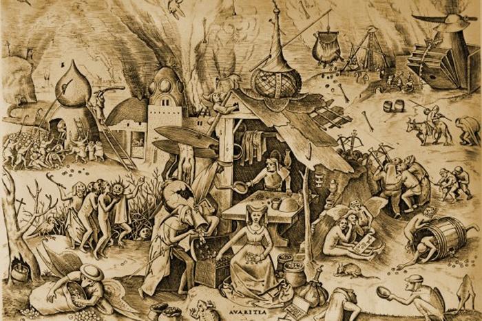 Lịch sử của lòng tham, 1 trong 7 tội lỗi lớn nhất của nhân loại - ảnh 1