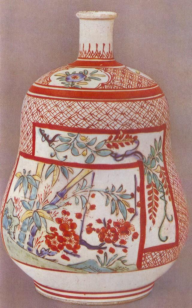 Kutani - Dòng gốm sứ nổi danh một thời ở Nhật Bản.4