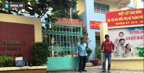 TP.HCM: Nổ súng ở trụ sở ủy ban phường, 1 người chết