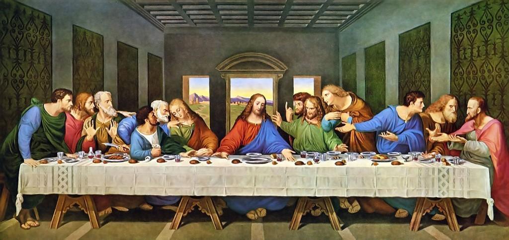 """Xem """"Bữa tối cuối cùng"""", cảm nhận thấy tâm từ bi vô lượng của Thần"""