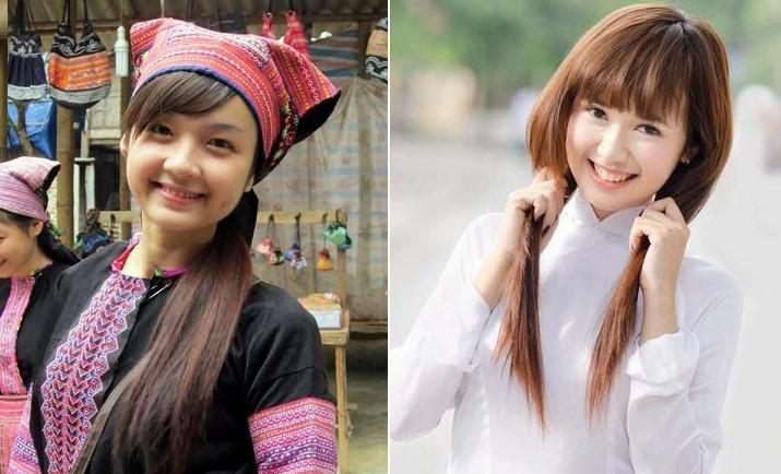 Top 10 vùng đất có con gái xinh nhất Việt Nam - H1