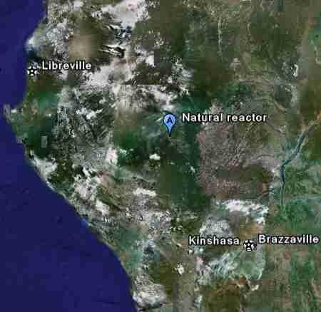 Giải mã tính khoa học của lò phản ứng hạt nhân 2 tỉ năm tuổi tại Gabon - ảnh 2