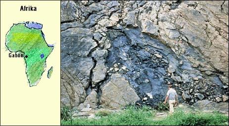 Giải mã tính khoa học của lò phản ứng hạt nhân 2 tỉ năm tuổi tại Gabon - ảnh 4